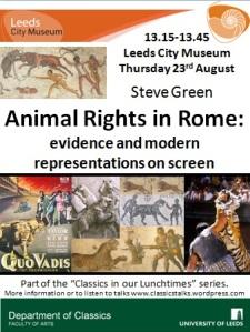 My Poster for Steve's talk